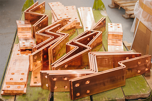 Sheet Metal Processing Solution Busbar