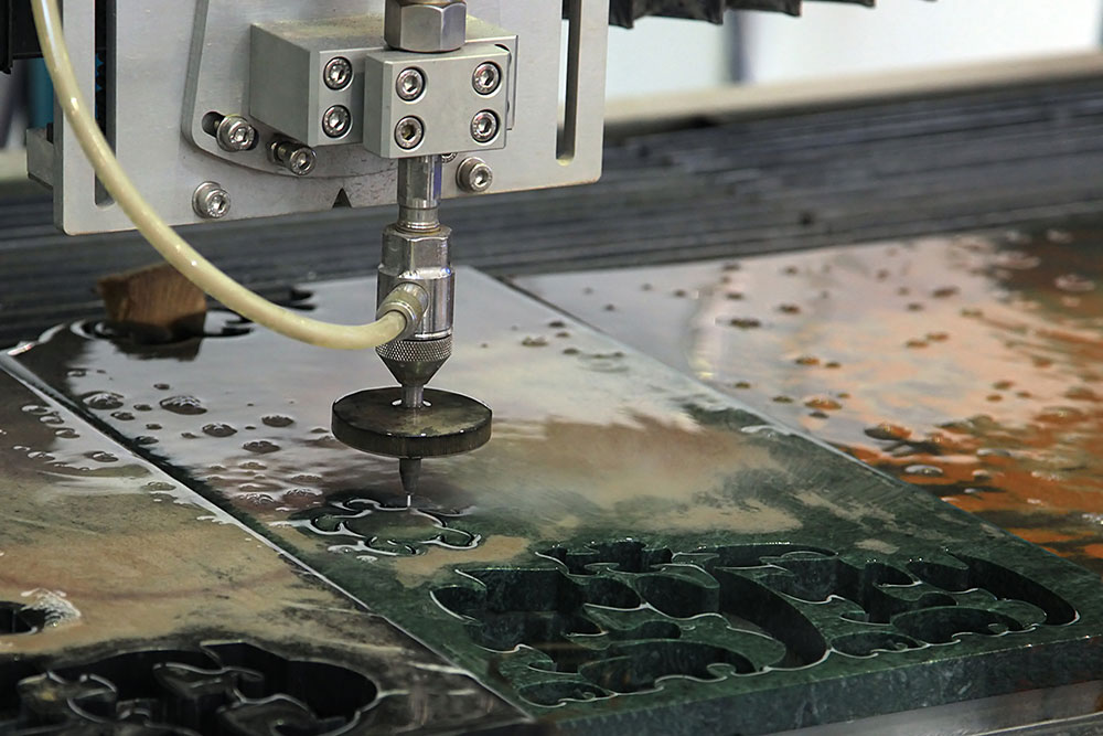Sheet Metal Processing Solution Water Jet